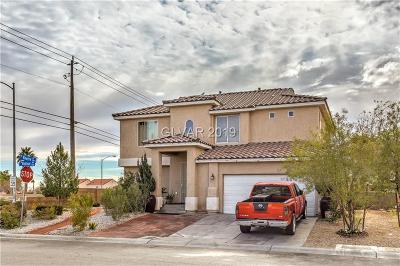 North Las Vegas Single Family Home For Sale: 805 Bolivar Avenue