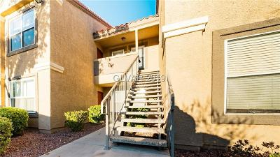 Las Vegas Condo/Townhouse For Sale: 2300 Silverado Ranch Boulevard #2180