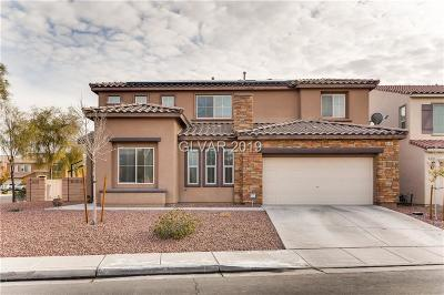 North Las Vegas Single Family Home For Sale: 6040 Stibor Street