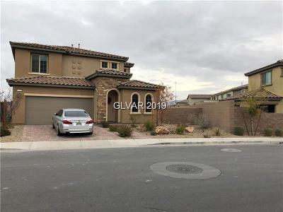 Las Vegas Single Family Home For Sale: 12788 Ringrose Street
