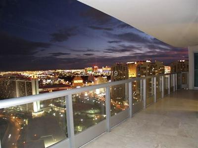 Las Vegas High Rise For Sale: 322 Karen Avenue #3904