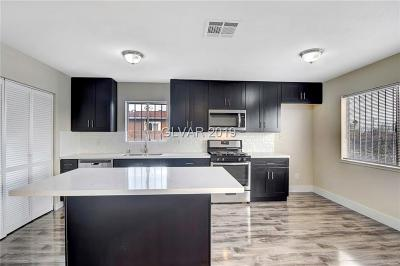 North Las Vegas Single Family Home For Sale: 2029 Englestad Street