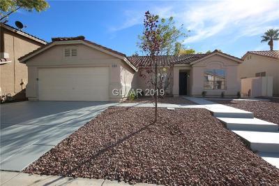 Las Vegas, Henderson Rental For Rent: 8229 Woodland Prairie Avenue