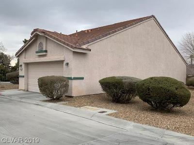 Las Vegas Single Family Home For Sale: 4010 Evesham Court