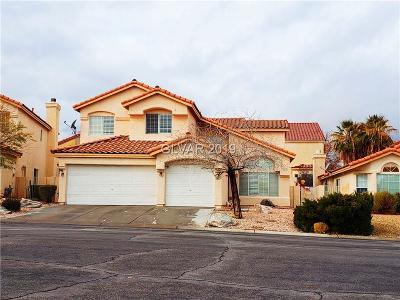 Las Vegas, Henderson Rental For Rent: 1617 Mexican Poppy Street