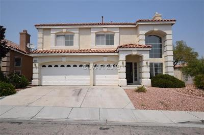 Las Vegas Single Family Home For Sale: 10072 Tanner Rapids Court