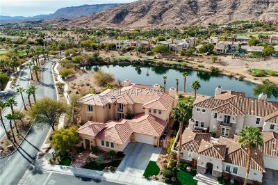 Las Vegas Single Family Home For Sale: 2453 Calico Creek Court