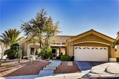 Las Vegas Single Family Home For Sale: 10709 Clear Meadows Drive