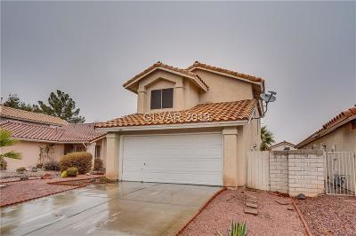 Las Vegas Single Family Home For Sale: 644 Thornewood Place