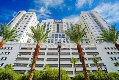 Las Vegas High Rise For Sale: 150 North Las Vegas Boulevard #1707