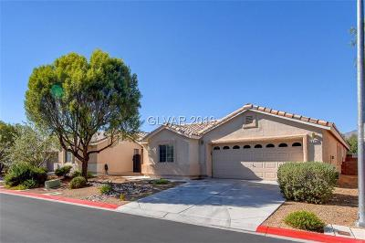 North Las Vegas Single Family Home For Sale: 4372 Meadowlark Wing Way