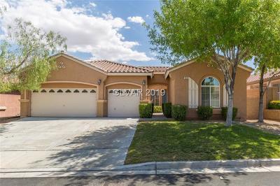 Single Family Home For Sale: 5509 Villa Lucia Court
