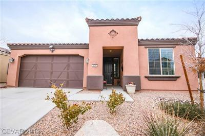 North Las Vegas Single Family Home For Sale: 3636 Greenbriar Bluff Avenue