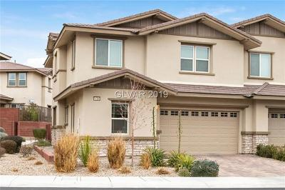 Clark County Condo/Townhouse For Sale: 10360 Pescado Lane