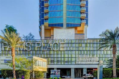 Palms Place A Resort Condo & S High Rise Under Contract - No Show: 4381 Flamingo Road #22301