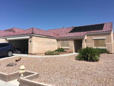 North Las Vegas Single Family Home For Sale: 2716 Moon Wave Avenue