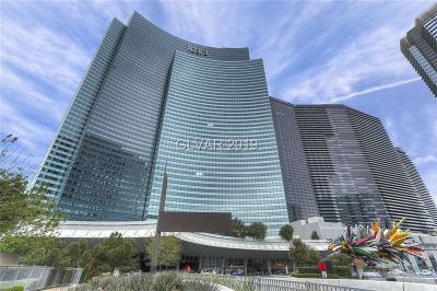 Las Vegas High Rise For Sale: 2600 West Harmon Avenue #16011