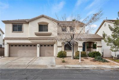 Henderson Single Family Home For Sale: 53 Hidden Mesa Court