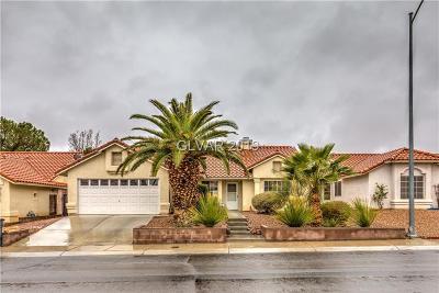 Las Vegas NV Single Family Home For Sale: $309,876