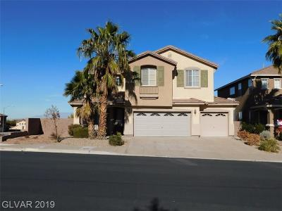 Henderson Single Family Home For Sale: 1176 Horizon Range Avenue