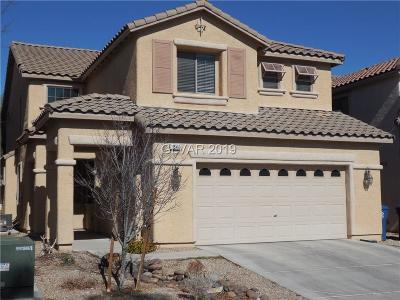 Las Vegas Single Family Home For Sale: 3548 Bella Sovana Court