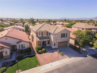 Las Vegas Single Family Home For Sale: 4909 Soaring Springs Avenue