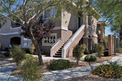 Las Vegas Condo/Townhouse For Sale: 9330 Maule Avenue #126