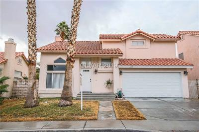 North Las Vegas Single Family Home For Sale: 1527 Bent Arrow Drive