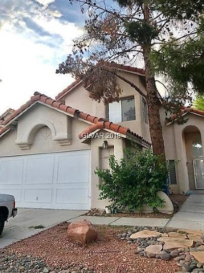 Las Vegas Single Family Home For Sale: 5322 Walton Heath Avenue