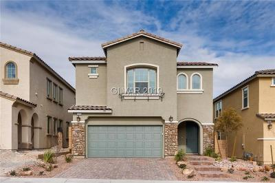 Clark County Single Family Home For Sale: 10006 Desert Bighorn Court
