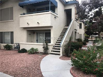 las vegas Condo/Townhouse For Sale: 3425 Russell Road #139