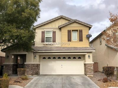 North Las Vegas Single Family Home For Sale: 32 Focal Point Avenue