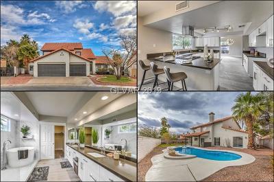 Las Vegas, North Las Vegas, Henderson Single Family Home For Sale: 1912 Magnolia Drive