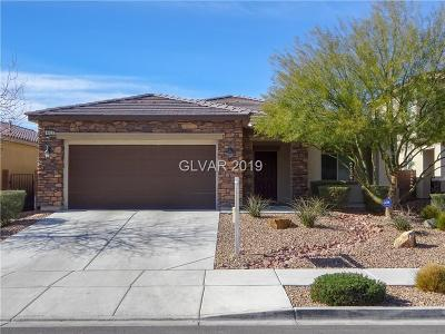 North Las Vegas Single Family Home For Sale: 4953 Harold Street