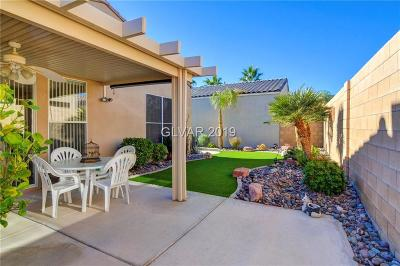Las Vegas Single Family Home For Sale: 118 Twin Towers Avenue