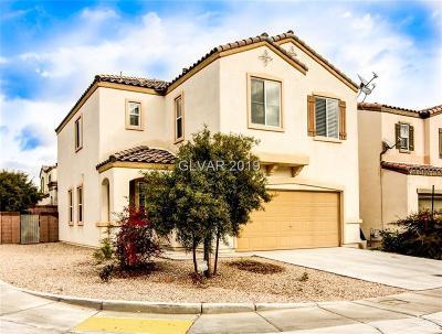 Las Vegas Single Family Home For Sale: 5012 Salt River Avenue