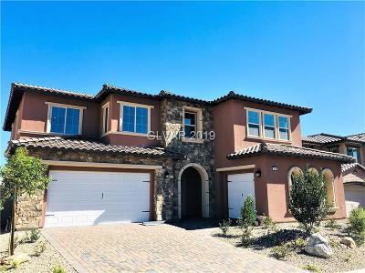 Las Vegas NV Single Family Home For Sale: $948,995