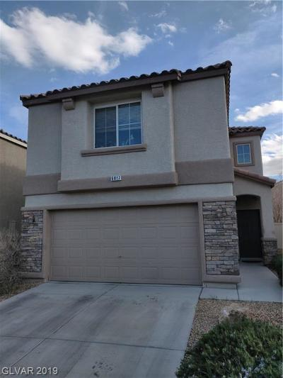 Las Vegas Single Family Home For Sale: 6817 Bayberry Creek Court