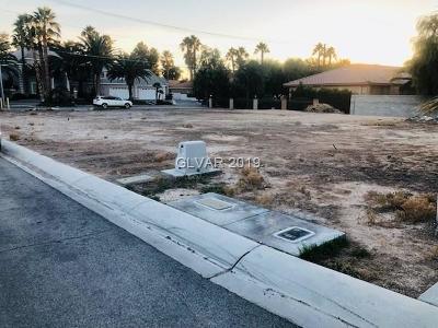 Las Vegas Residential Lots & Land For Sale: Happy Lane