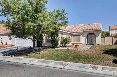 North Las Vegas Single Family Home For Sale: 1114 Deer Horn Lane