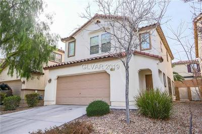 Henderson Single Family Home For Sale: 627 Moonlight Stroll Street