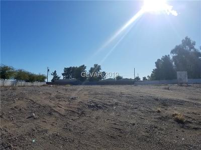 Las Vegas Residential Lots & Land For Sale: 2825 Russell