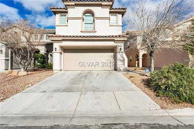 Las Vegas Single Family Home For Sale: 174 Fratelli Avenue