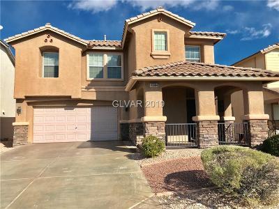 Las Vegas Single Family Home For Sale: 10884 Wallflower Avenue