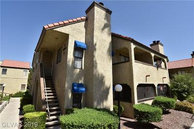 Las Vegas Condo/Townhouse For Sale: 4734 Obannon Drive #C