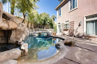 Las Vegas Single Family Home For Sale: 4895 Stavanger Lane