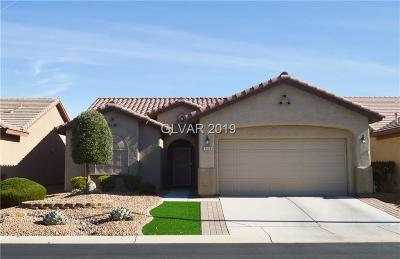Las Vegas Single Family Home For Sale: 3438 River Legend Street