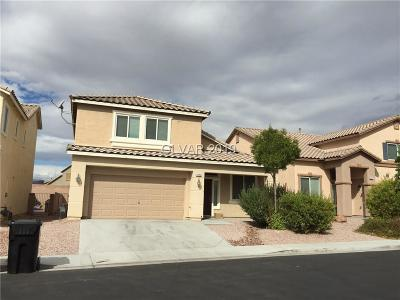 NORTH LAS VEGAS Single Family Home For Sale: 6223 Fort Worth Street