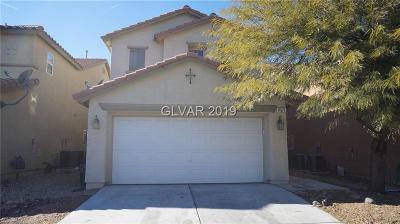 Las Vegas Single Family Home For Sale: 11671 Tierney Creek Drive