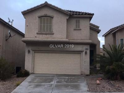 Las Vegas Single Family Home For Sale: 3644 Starlight Evening Street